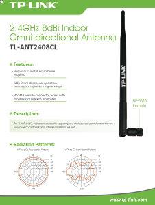 Antena TP-Link 8 dBi za sve rutere