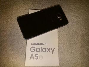 Samsung A5 2016 BLACK