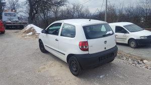 VW FOX  TDI