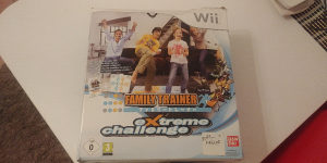 Ninteno Wii Family Trainer