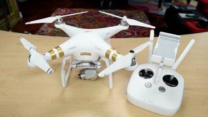 Dji Phantom 3 Professional Dron 4K