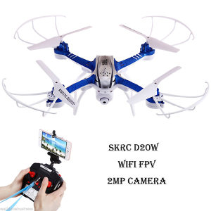 Wifi dron sa kamerom 2.0 Shengkai Stunt King ex snizeno