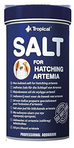 Tropical Salt for hatching Artemia 300g