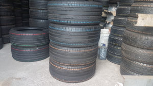 Gume 255/50 19 107W (4) Continental SportContact5