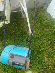Prozracivac travnjaka gardena elektricni