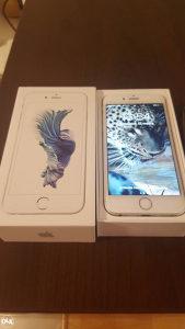 iPhone 6s - silver 16GB - FULL