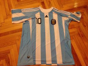 Dres reprezentacije Argentine 2010 Messi