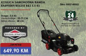 KOSILICA SAMOHODNA RAMDA RA895089/BS625E B