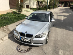 BMW 3 E90 320d 120kw automatik