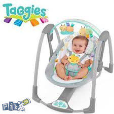 Taggies ljulja za bebe na baterije