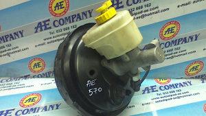 Servo dobos VW Touareg 2.5 D 06g 7L6612101 AE 570
