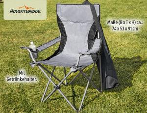 Stolice za kampiranje Adventuridge