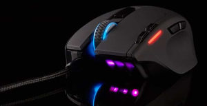 CORSAIR Saber RGB Gaming Mouse (EU)
