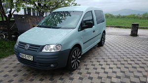 Caddy life 1.9 tdi 77kw