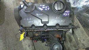Motor VW Passat 5 + 1.9 TDI 96 kw AVF AE 437