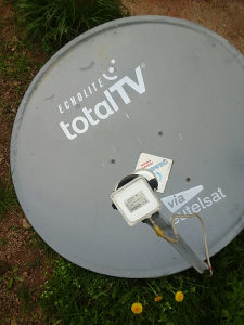 Satelitska antena