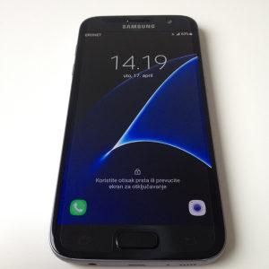 Samsung S7 novo novo