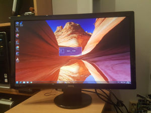Benq LED Monitor 24 with HDMI