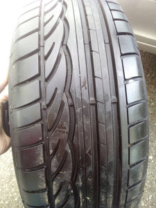 Dunlop gume 225 55 R16