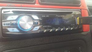 Auto Radio Pioneer USB-IPOD-AUX-CD