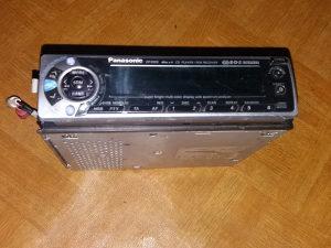 Auto radio Panasonic CD MP3 Player