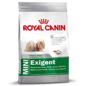 Royal Canin Mini Exigent za izbirljive pse 2kg