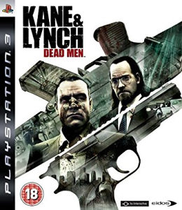 Kane and Lynch Dead Men PS3