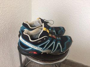 SALOMON Goretex Speedcross3 planinarske patike br 43,5