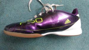 Patike za fudbal Adidas f50