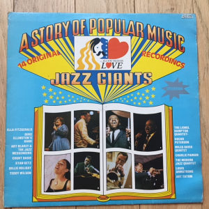 Jazz Giants - A Story Of Popular Music