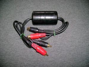 Ground loop isolator / izolator