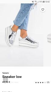 Tamaris cipele sa platformom