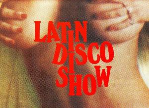 Latin Disco Show lp