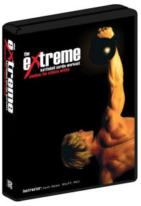 Keith Weber - The Extreme Kettlebell - DVD