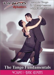 The Tango Fundamentals BASIC DVD