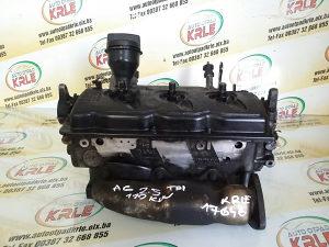 Glava motora Audi A6 2.5 TDI 110kw KRLE 17646