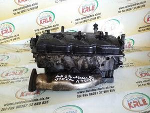 Glava motora Audi A6 2.5 TDI 110kw KRLE 17647