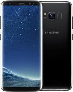 Samsung S8 (midnight black, orchid grey)