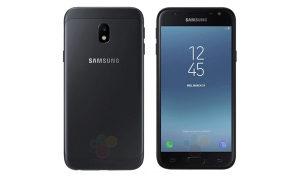 Samsung j3 2017 Duos (black)