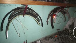 Blatobrani za bicikla bicikle