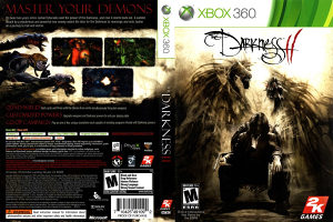 The Darkness 2  XBOX 360