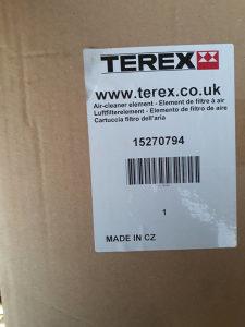 TEREX filter kabine - AKCIJA!!!