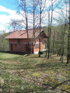 Kuća na Saračici.