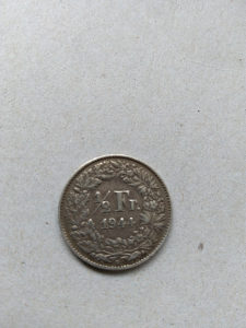Svicarski frank