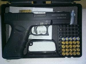 Plinski pištolj 9 mm