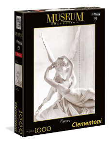 PUZZLE CLEMENTONI 1000 MUSEUM CANOVA