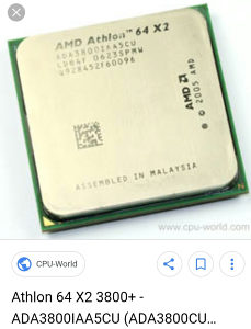 Amd procesor x2