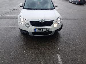 Škoda  Yeti 4x4  2.0tdi 103kw