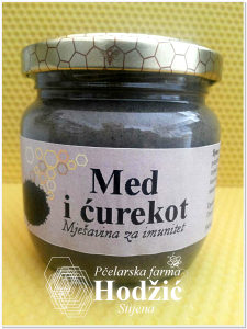 Med i ćurekot/čorokot/čurokot/crni kim