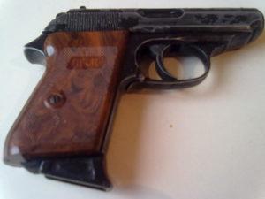 Startni Pistolj RECK Cal-8mm by Germany PRODAJA-ZAMJENA